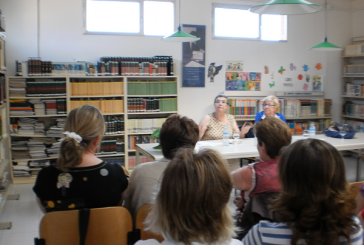 L'escriptora Sílvia Alcántara comparteix les seves vivències