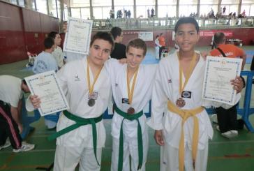 Tres medalles més pel Taekwondo Banyeres