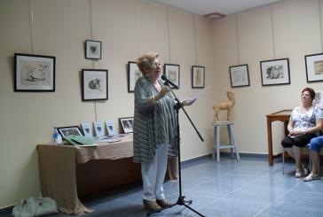 Núria Feliu visita la Festa Major
