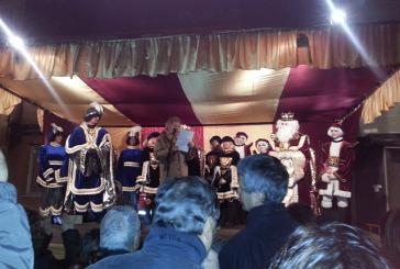 Els Reis Mags d'Orient visiten Banyeres del Penedès