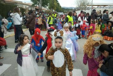 El CEIP Mare de Déu del Priorat celebra el Carnaval