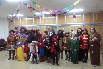 El Carnaval també passa per Les Masies de Sant Miquel