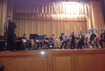Primer concert de l'escola Contrapunt de música a Banyeres