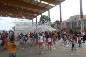 El CEIP Mare de Déu del Priorat celebra la festa de fi de curs
