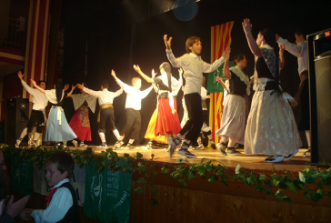 L'Esbart Santa Eulàlia celebra enguany el seu 30è aniversari