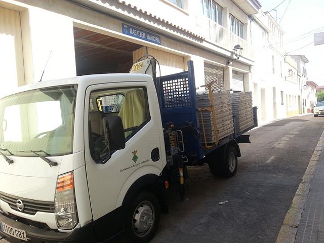 L'Ajuntament adquireix un nou vehicle per la brigada municipal