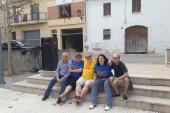 Un centenar de persones participen a l'arrossada de la Penya Blaugrana
