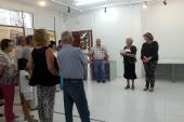 """L'exposició """"Obre't en català"""" de la Plataforma per la Llengua fa parada a Banyeres"""