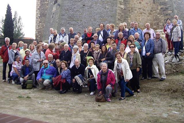 Una setantena de banyerencs participen al viatge a Salamanca