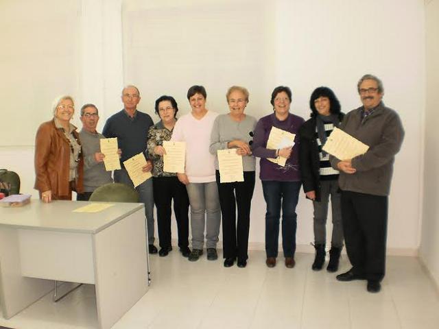 Finalitza el taller de memòria realitzat al Centre Cívic Ernest Lluch