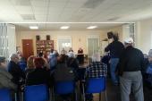 L'Ajuntament es reuneix amb els veïns del Priorat per l'acondicionament de voreres
