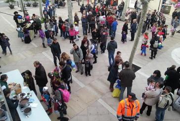 """Banyeres celebra la festa de Santa Eulàlia amb l'estrena de la """"Laia Blanca"""""""
