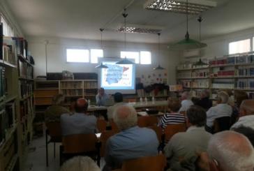 """Joan Buscà ofereix la conferència """"Parlem de futur! Estat propi, pensions i benestar"""""""