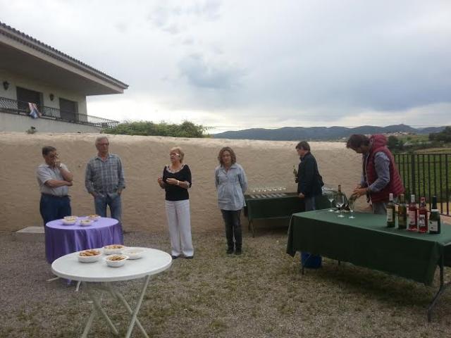 Tast de vins amb acompanyament musical al Museu Josep Cañas