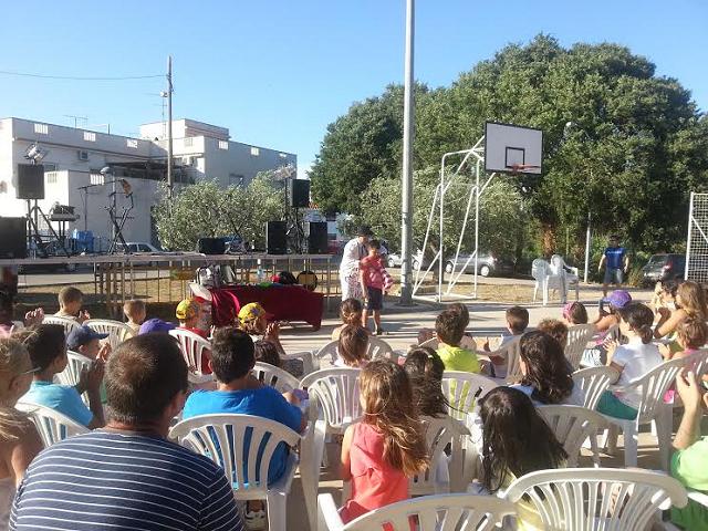 Festa Major de Les Masies de Sant Miquel 2014