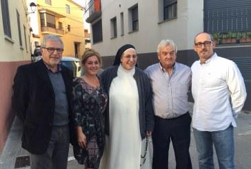 Sor Lucía Caram visita Banyeres del Penedès