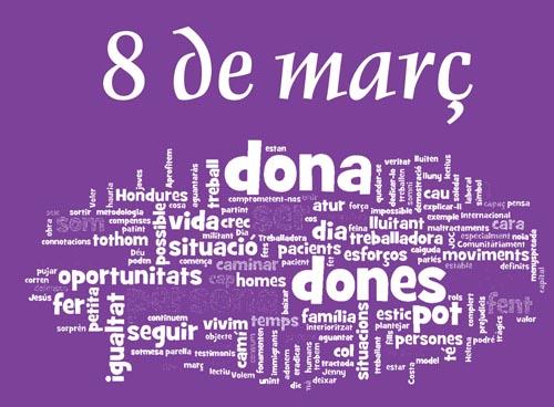 Declaració institucional Dia Internacional de les Dones