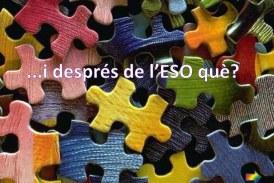 """L'Ajuntament de Banyeres i l'Arboç publiquen conjuntament el díptic informatiu """"I després de l'ESO? Què?"""""""