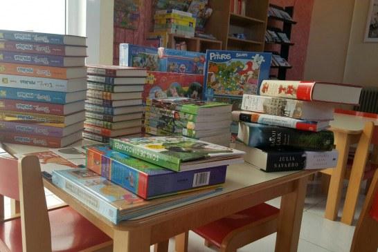 La biblioteca rep una subvenció de 600€ per a llibres infantils