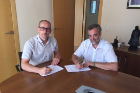 Acord de col·laboració amb la Fundació Santa Teresa per a la inserció de persones amb discapacitat al mercat laboral