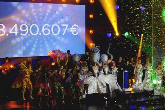 Banyeres recapta 4.279€ per la Marató de TV3