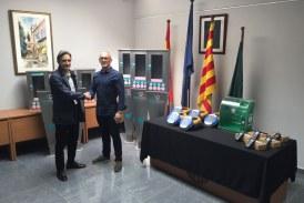 Banyeres del Penedès es converteix en el tercer municipi més cardioprotegit de la comarca