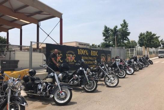 Més de 800 persones participen a la XXVII Trobada Internacional Harley Davidson Club Catalunya a Banyeres del Penedès