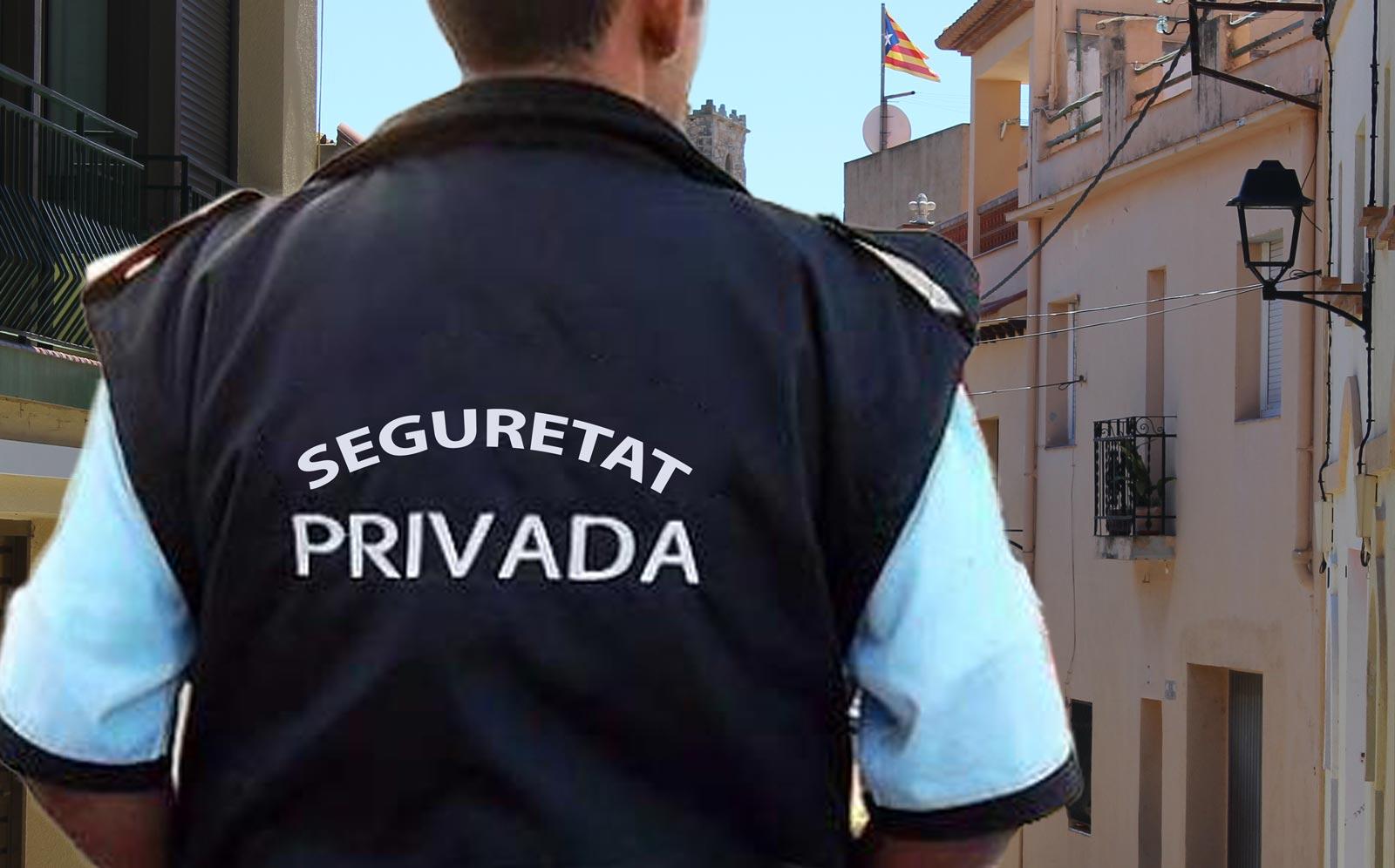 L'Ajuntament contracta amb caràcter d'urgència una empresa de vigilància externa