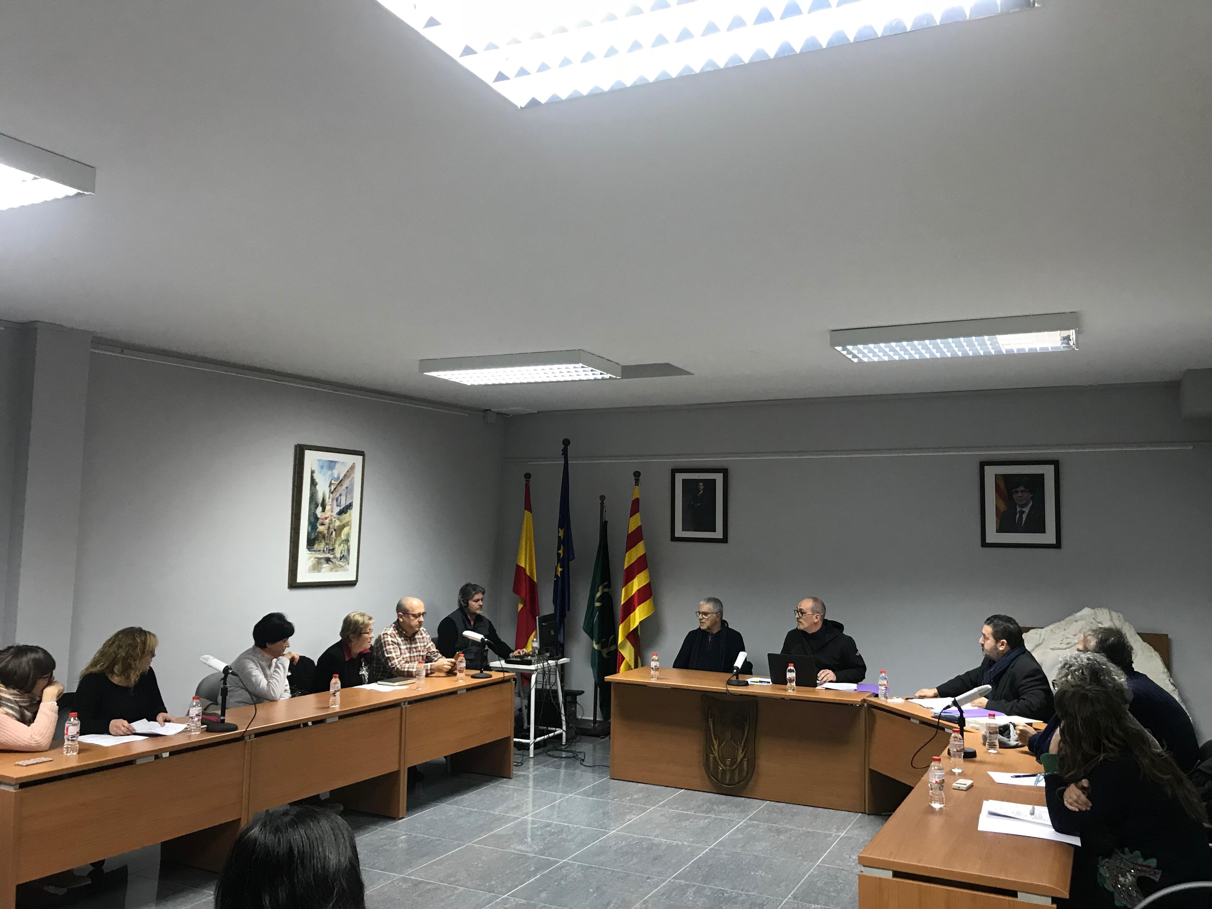 L'Ajuntament de Banyeres del Penedès aprova la modificació de l'ordenança de les plusvàlues amb una bonificació del 95%
