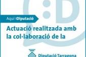 Subvenció de la Diputació de Tarragona a l'organisme autònom Fundació Josep Cañas per obres a Cal Fontanilles