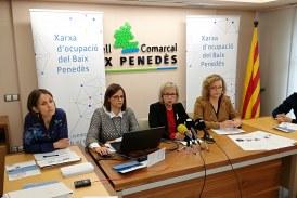Neix la Xarxa d'ocupació del Baix Penedès per tal de combatre l'atur