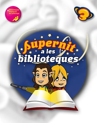 """El 25 de maig, """"Supernit a les biblioteques"""" de tot Catalunya, en una activitat multitudinària de foment de la lectura"""