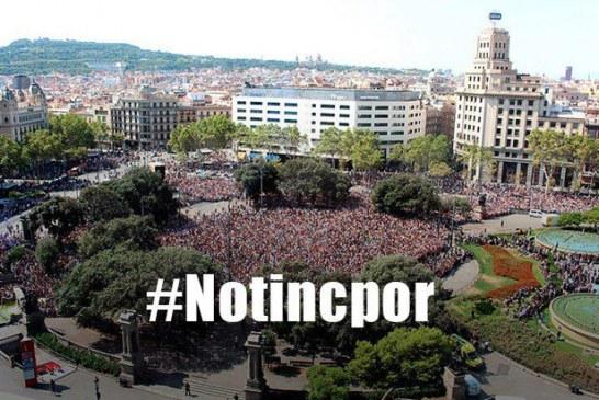 En memòria de les víctimes dels atemptats terroristes de Barcelona i Cambrils