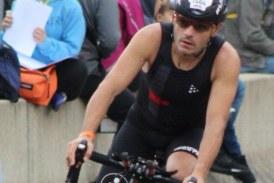 El banyerenc Pedro Maldonado aconsegueix un excel·lent resultat a la seva primera IronMan