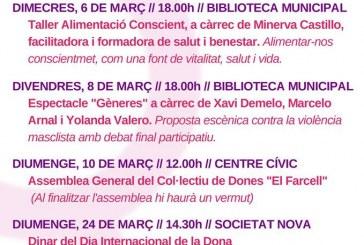 Banyeres del Penedès commemora el Dia Internacional de la Dona amb multitud d'actes