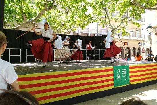 L'Esbart Santa Eulàlia organitza la 4a Mostra de Danses infantils i juvenils catalanes a Banyeres del Penedès