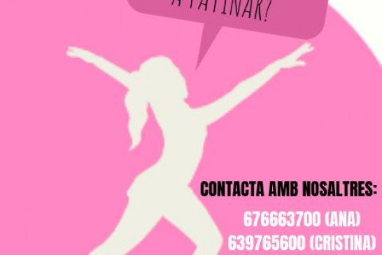 Vols aprendre a patinar? Apunta't al Club Patí Banyeres