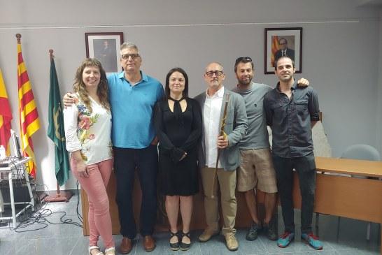 Amadeu Benach és investit alcalde de Banyeres del Penedès