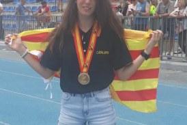 La banyerenca Griselda Serret medalla de plata al Campionat d'Espanya de Federacions Autonómiques S16 i campiona d'Espanya per seleccions