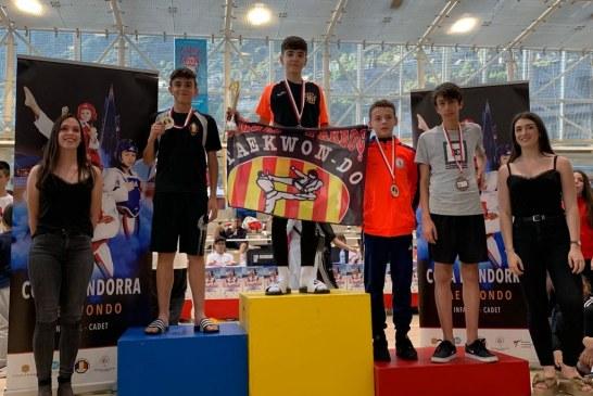 El banyerenc Isaac Vives campió de la XVII Copa d'Andorra 2019