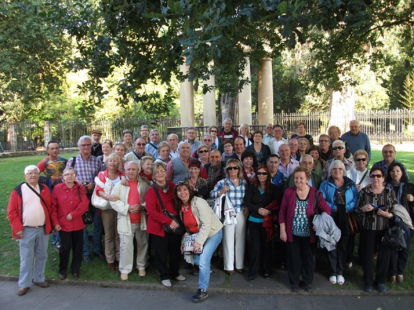 Una cinquantena de banyerencs visiten el País Basc
