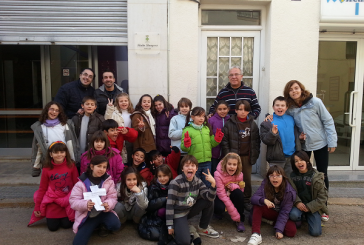 Alumnes del CEIP Mare de Déu del Priorat visiten Ràdio Banyeres