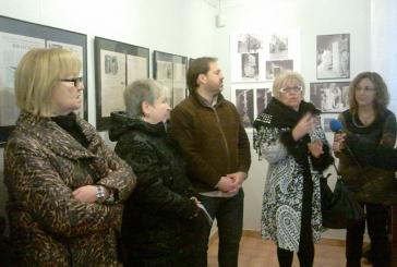 """S'inaugura l'exposició """"Tocant el cel"""" al Museu Josep Cañas"""
