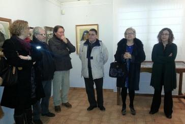 """Inauguració de l'exposició """"Viatge a Mèxic (II)"""" al Museu Josep Cañas"""