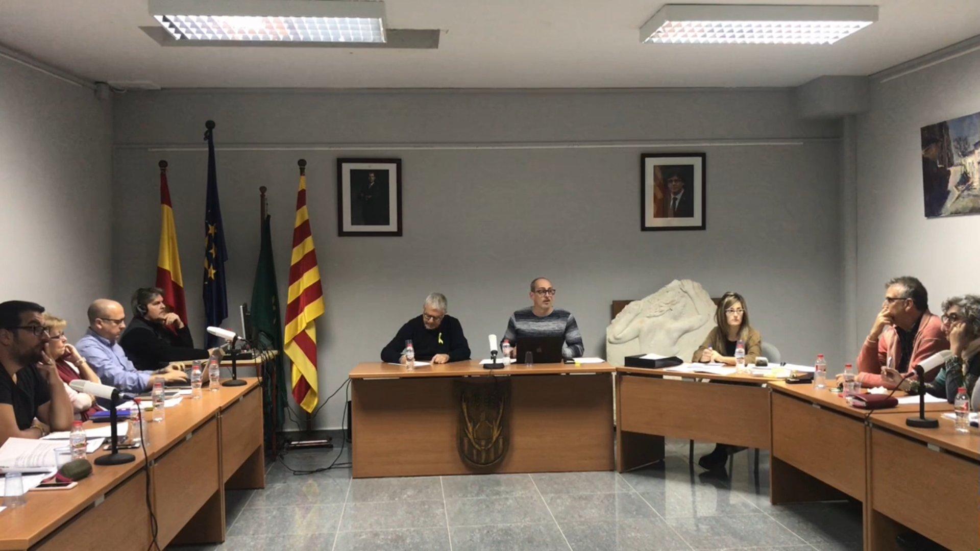 L'Ajuntament de Banyeres del Penedès aprova l'adhesió al conveni Servei de Transport de viatgers a la comarca del Baix Penedès