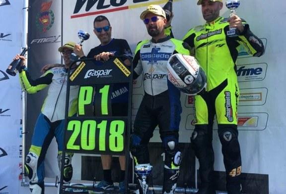 El banyerenc Joan Zamorano es proclama campió del Campionat d'Espanya de la Cup Yamaha R1