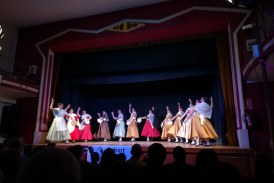 L'Esbart Santa Eulàlia celebra la seva festa anual
