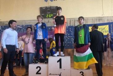 El banyerenc Isaac Vives campió de l'Open de Basauri